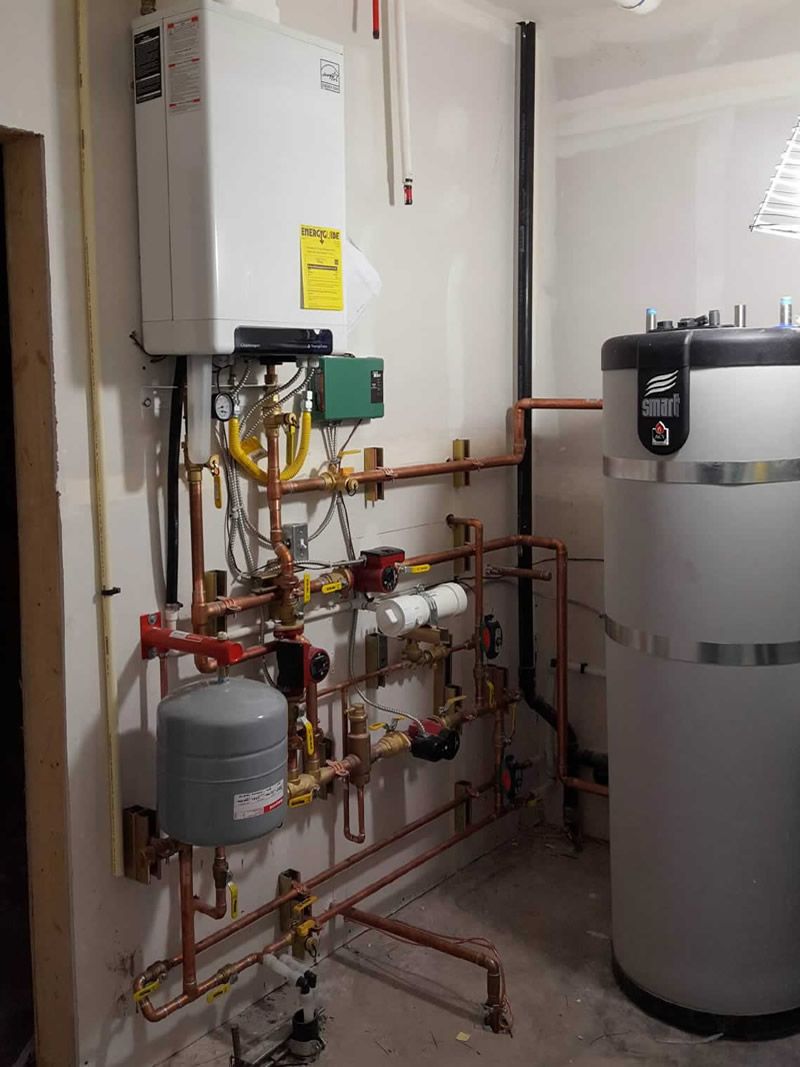 Boiler heating systems repair all star plumbing for Innovative heating systems